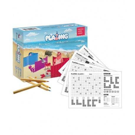 Plażing – Roll&Write