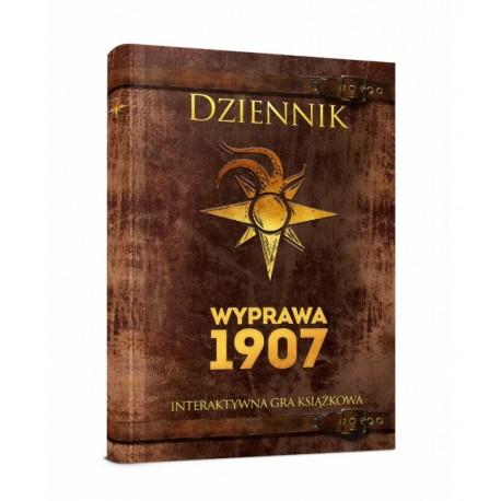 Dziennik. Wyprawa 1907