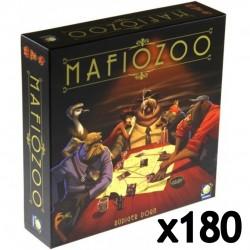 Mafiozoo (edycja polska) - zestaw 180 sztuk