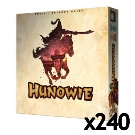 Hunowie (edycja polska) - zestaw 240 sztuk