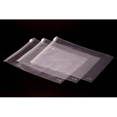 Woreczki strunowe z suwakiem (100 sztuk) 25 cm x 18 cm